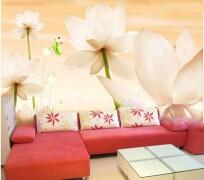 时尚手绘墙成家居装饰新宠 新型装修方式墙体彩绘设计
