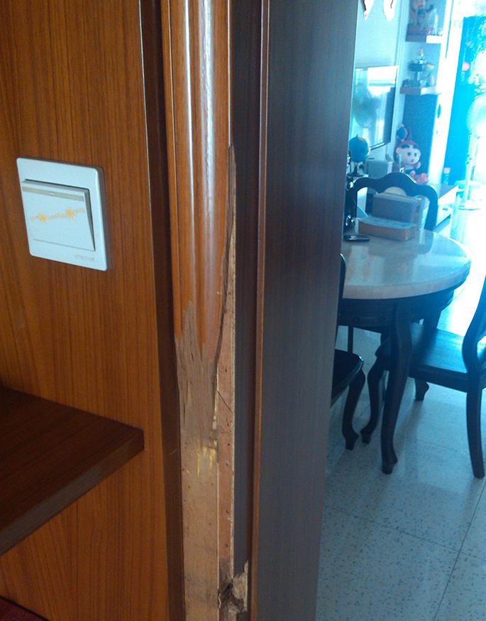 厦门木门门框维修