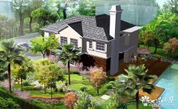 别墅庭院景观设计方法思路 别墅庭园景观设计的特点