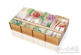 中国传统中秋月饼包装盒设计要素 八月十五中秋月饼盒包装设计
