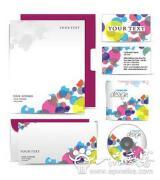 企业vi设计模板系统的元素内容_vi设计手册撰写表现方法