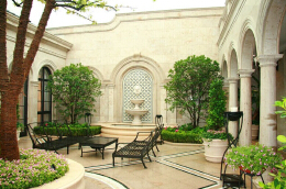 欧式风格别墅庭院景观设计方法