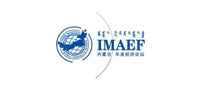 内蒙古年度经济论坛标志及物料