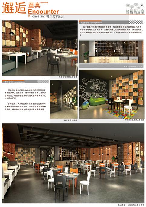 主題餐廳設計3