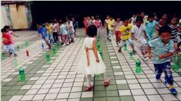 幼儿园中班的户外活动方案