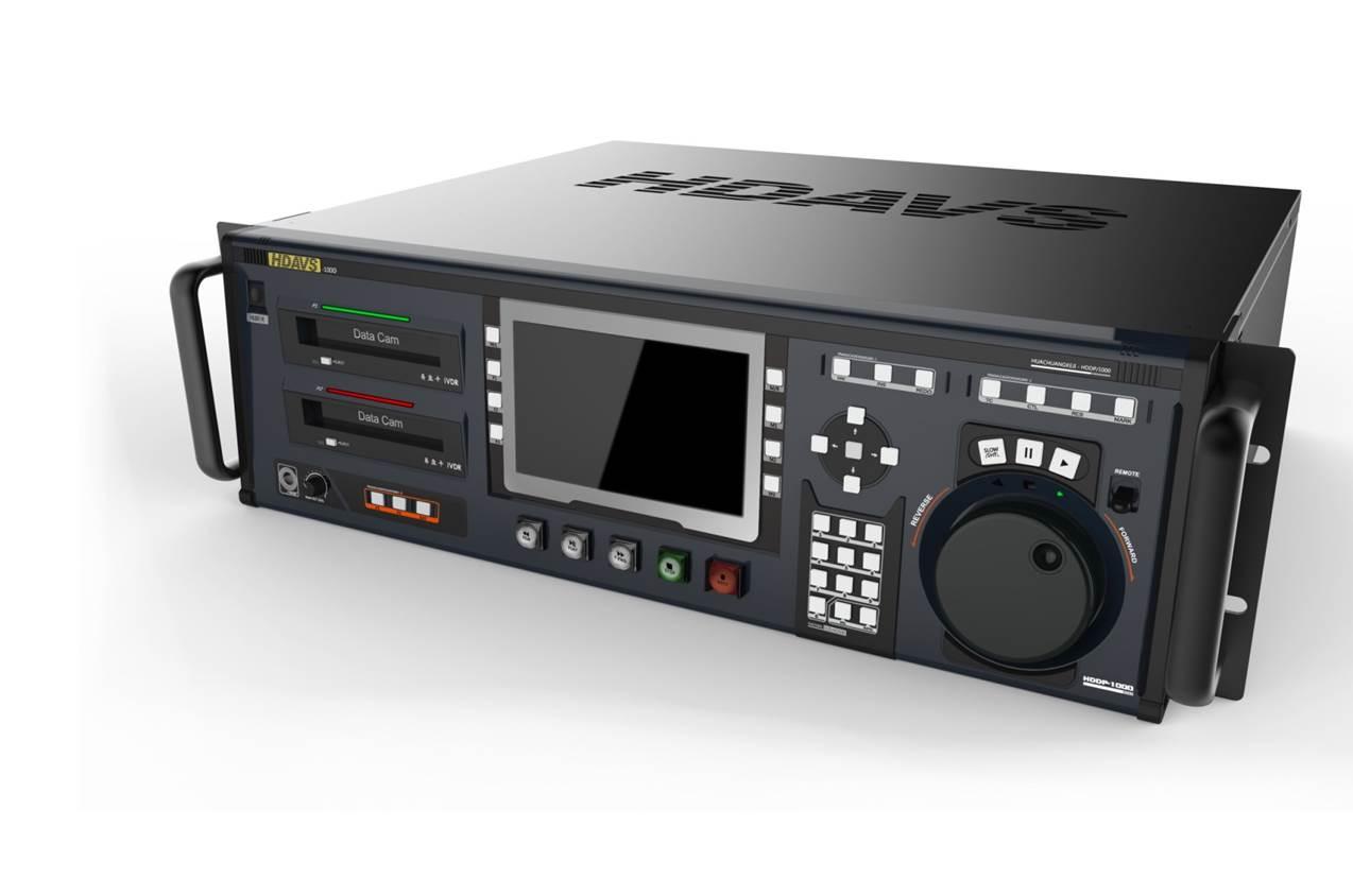 高清攝錄服務器