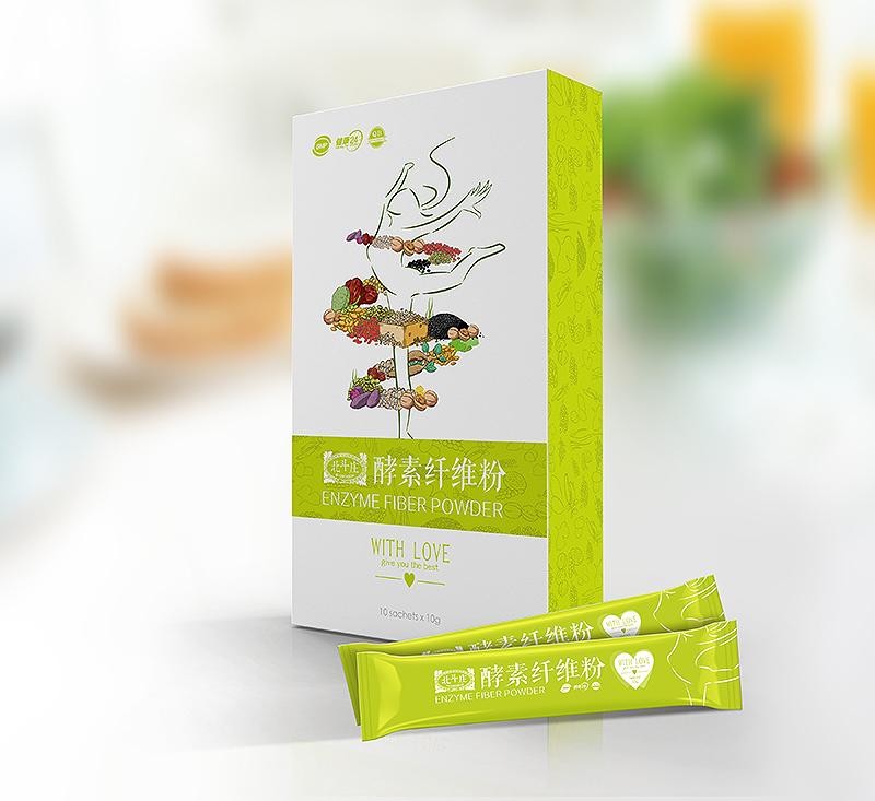 酵素產品包裝設計