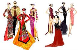 服装设计的服装款式图绘画注意事项