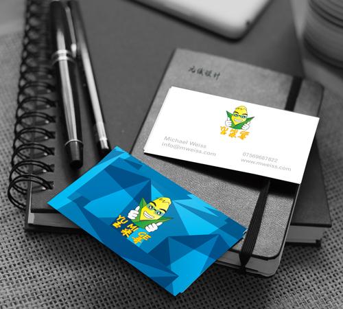 玉米哥logo