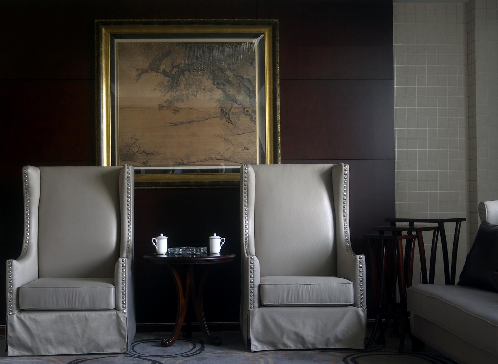 中式会馆案例分析(二)- 沈阳九色鹿软装空间设计