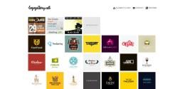 一口气可以看到大量的logo设计的网站