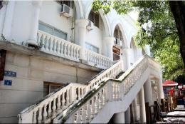 欧式风格楼梯建筑设计
