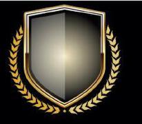 9款金色的徽章设计素材欣赏
