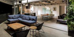 墨西哥工业风格LOFT公寓阁楼装修设计