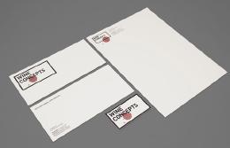 国外精美信封设计