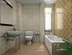 6款现代风格的卫生间装修效果图