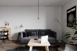 北欧简约风格装修设计案例