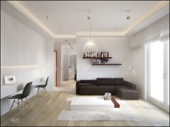 40平米小户型室内装修效果图片