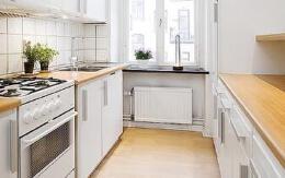 精巧设计的瑞典小户型公寓室内装修设计