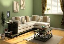 10种不同风格的家庭室内装修效果图