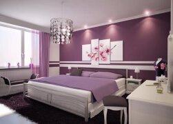 简单舒服的家庭室内装修效果图