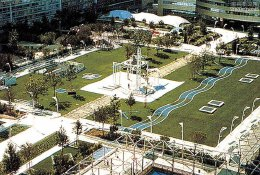 国外校园园林景观设计案例欣赏
