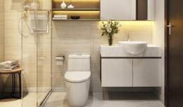 不得不看的卫生间装修设计案例欣赏