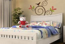 非常有感觉的儿童卧室装修效果图