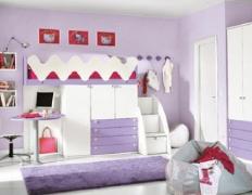 超好看的儿童卧室装修效果图案例欣赏