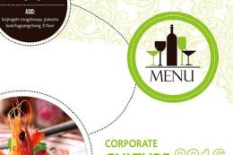 设计师设计的一款极让人有食欲的中餐厅菜单设计欣赏