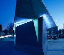 Plastik设计的Gravesend公共厕所