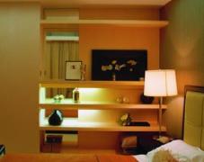 温馨时尚的室内装修样板房设计