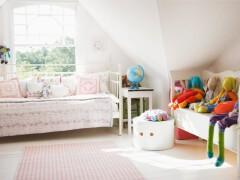 几个小女生喜欢的小卧室装修效果图欣赏