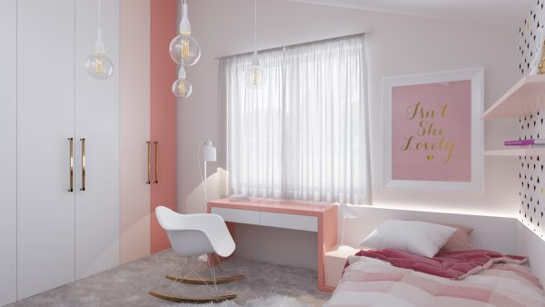 风格独特的儿童卧室装修效果图设计