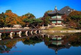 韩国古典园林景观设计欣赏