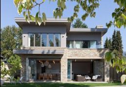新农村豪华简约风格的小别墅设计实景图