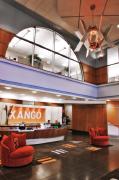 一组现代办公楼平面图设计欣赏