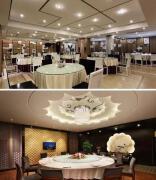 几张酒楼装修设计图片案例欣赏