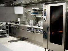 厨房配套商用厨房装修设计欣赏