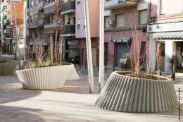 国外实用景观树池、花坛设计