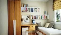 能让小户型卧室看起来更宽敞的小技巧