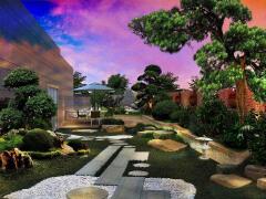 怎么做好别墅景观设计