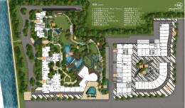 保利天玺花园小区景观设计说明