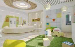 幼儿园室内设计思路与反思,幼儿园的空间设计