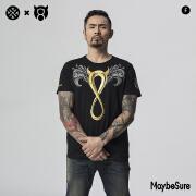 创意t恤图案设计,顶级文身大师创作的酷炫创意t恤图案设计