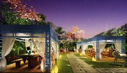花园餐厅设计方案