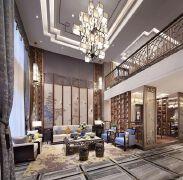 设计欣赏——新中式别墅设计