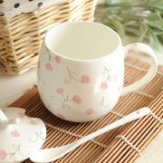 创意马克杯,喝咖啡优雅又温馨