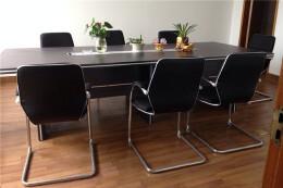 办公室会议桌尺寸多少,办公室会议桌大小多少合适