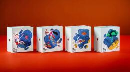 2019高档月饼盒包装设计图片欣赏,吸睛的高档月饼盒包装设计